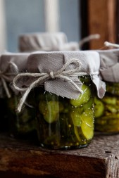 Wedding Pickle Jar