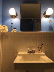 bathroom mirror pic