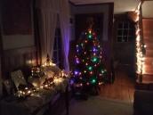 2018 Christmas Living Room