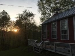 Sunset May 15, 2018
